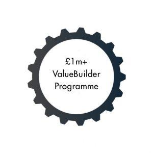 £1m  ValueBuilder programme